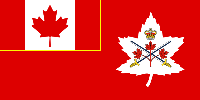 A1 Flags | Canadian Army